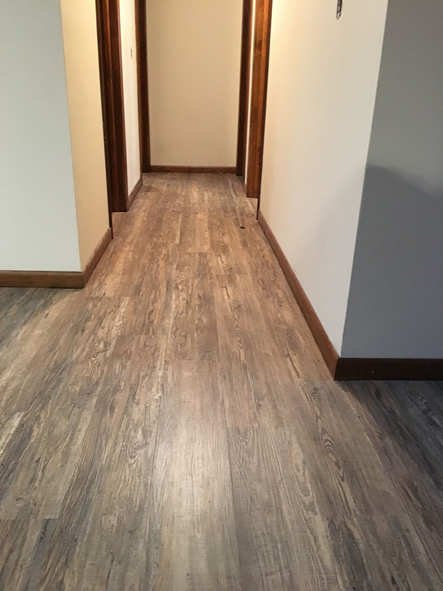 Flooring Trends Hallway floors
