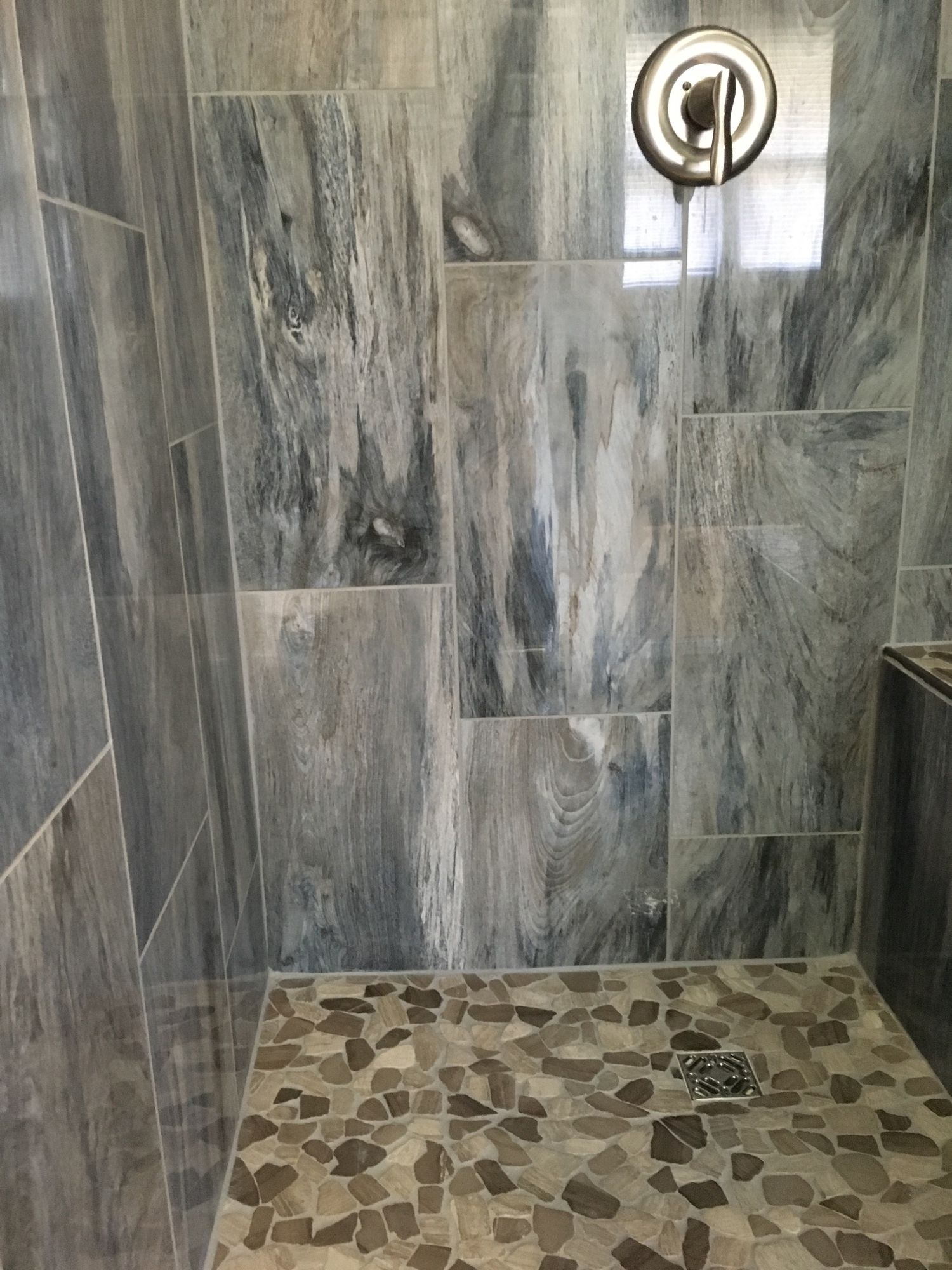 Flooring Trends Shower Tiles